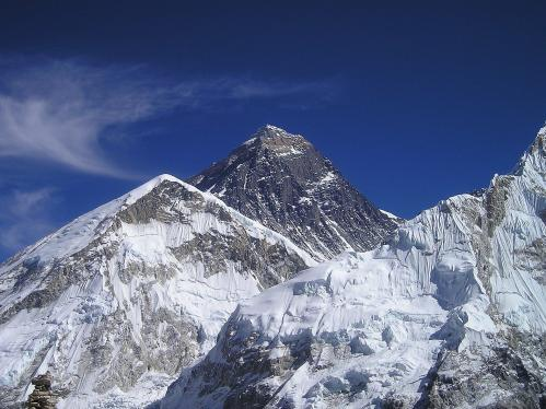 Photo of Mount Everest